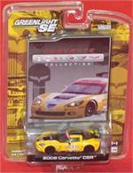 Chevrolet Corvette Race Car 1/64 Scale Greenlight SE 2008 C6R