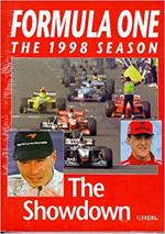 Formula One The 1998 Season Book For Sale