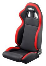Sparco 00961NRRS Seat R100 Black Red